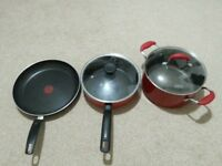 Tefal™ and Culinary Comforts™ Non-Stick Pot/Pans