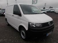 Volkswagen Transporter 2.0 Tdi 102Ps Startline Van DIESEL MANUAL WHITE (2014)