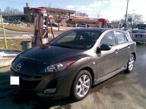 Good Condition 2010 Mazda Mazda3 Sport GS Hatchback