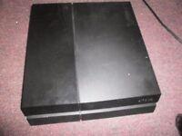 PS4 500GB spares or repair