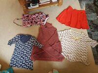 Bundle of size 10/12 clothes