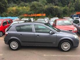 VAUXHALL ASTRA 1.6i 16V Life 5dr will come with full years mot. 86k miles, worth a look (blue) 2006