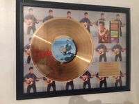 limited elvis presley picture disc