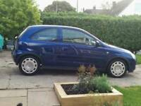 Vauxhall corsa 1.2 for breaking, spares or repairs