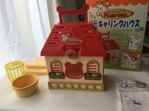 Super Rare Tottoko Hamtaro Hamutaro hamster Breeding supplies case House