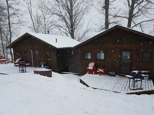 Christmas and New Years Cottage Rental
