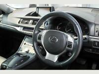 2012 12 LEXUS CT 1.8 200H SE-L PREMIER 5D AUTO 136 BHP