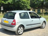 CHEAP RENAULT CLIO 1.5 DCI FULL SERVICE HISTORY 3 DOOR HATCHBACK (MICRA IBIZA POLO GOLF FABIA)
