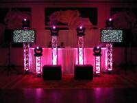 Wedding DJ Services..