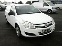 Vauxhall Astravan 1.3 CLUB CDTI DIESEL MANUAL WHITE (2011)