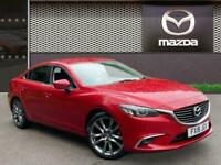 2018 Mazda Mazda6 2.0 Skyactiv G Sport Nav Saloon 4dr Petrol s/s 165 Ps Saloon P
