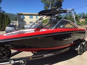 2007 Supra 22SSV LOW HOURS, GREAT CONDITION!