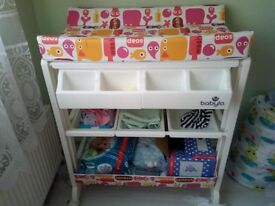 Changing table with bath Babylo
