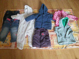 Clothes for girl 6/9 months