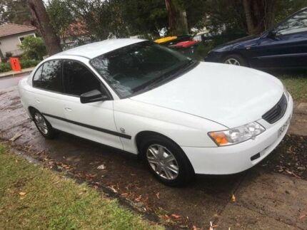 2003 Holden Commodore Sedan