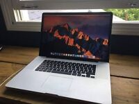 """Apple MacBook Pro 15.4"""", 8GB Ram,1TB Hard Drive Office 2016. FREE DELIVERY"""