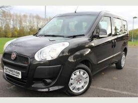 2012 Fiat Doblo 1.6 Diesel Low Miles 25,000 Ideal Family Mpv / Taxi Finance Arranged £5999