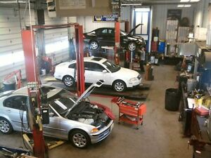 WANTED: Automotive Repair Shop/Bay to Rent