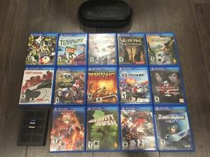 Various PlayStation Vita Games (PS Vita)