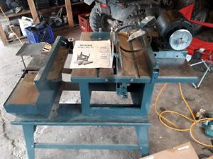 Table saw and jointer combo