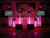 "Wedding DJ Services.. ""To See is to believe""....."
