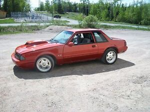1988 ford mustang 306- Safetied
