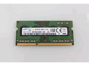 Samsung 4GB DDR3 PC3 204 Pin 1600mhz Laptop Memory