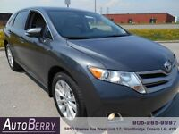 2013 Toyota Venza AWD *** Certified and E-Tested *** $19,499