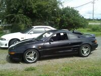 Toyota MR2 Turbo Coupe TRADE VALUE OF $6000
