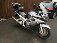 Yamaha Xjr 1300,51 02 reg,very clean with full boxes,silver