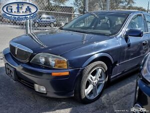 2001 Lincoln LS DARE GREATLY.