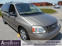 2004 Ford Freestar SE *** Certified and E-Tested *** $3,499