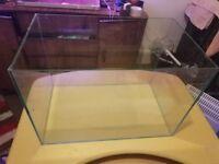 Fish tank 50cm*30cm*35cm -52 litres