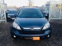 2008 Honda CRV ** 2 Owners ** MOT Feb 2019** Serv Hist ** Fog Lights ** Mint Condition