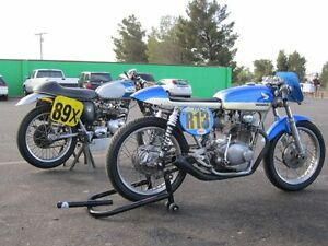 HONDA CB 350 FOR RACING