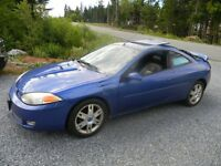 2002 Mercury Cougar Coupe (2 door)