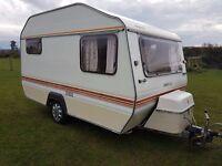 Sprite Alpine 4 Berth Retro Caravan & Period Awning!!