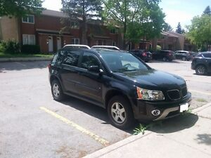 2009 Pontiac Torrent Base. Low Kms..Certified& E-tested