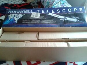 Busnell Telescope for sale
