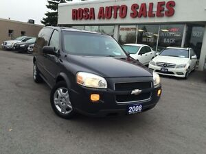 2008 Chevrolet Uplander AUTO 5dr Reg WB LS SAFETY CERTIFIED ETES