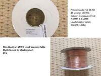 Loud Speaker Cable