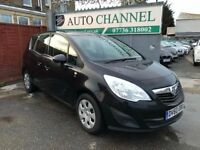 Vauxhall Meriva 1.4 i 16v S 5dr£2,985 p/x welcome FREE WARRANTY. NEW MOT