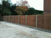 Fencing /decking and general landscaping