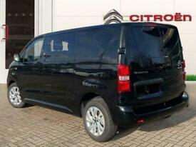 2021 Citroen Dispatch 2.0 Bluehdi 1200 Driver M Crew Van 6dr Diesel Eat8 Mwb Eu6