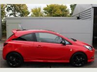 2017 17 reg Vauxhall Corsa Limited Edition 1.4, only 3,000 miles 6 months old - 1 owner 2 keys