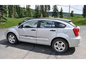2007 Dodge Caliber SXT Hatchback with Winters AND All-Seasons