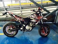 Yamaha Wr125x Custom