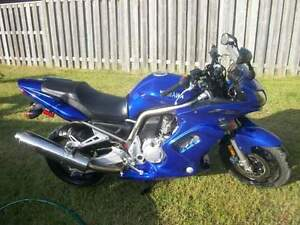 Selling fz1 to make room for harley.