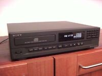 sony cd player for sale in good working order