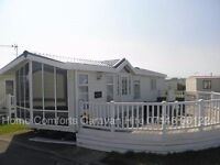 Stunning High Spec Caravan With Huge DeckingFor Hire Towyn North Wales